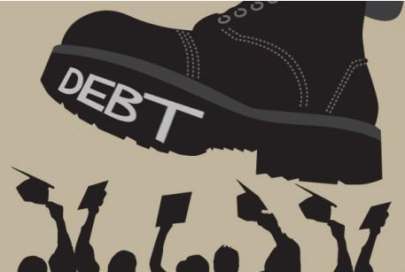 Dealing with student debts after you graduate